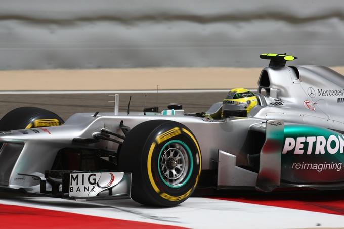GP Bahrain, Prove Libere 3: Rosberg ancora al top