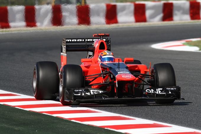"""Marussia, Timo Glock: """"Ci manca il passo"""""""