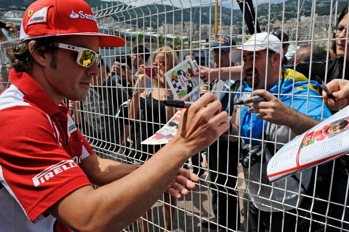 """Ferrari, Alonso: """"Sono d'accordo con il Presidente, tocca a noi"""""""