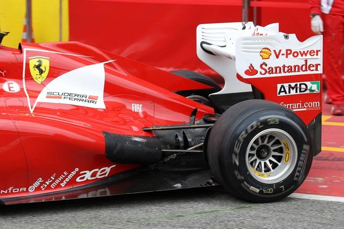 La Ferrari al Mugello ha testato il Doppio DRS?