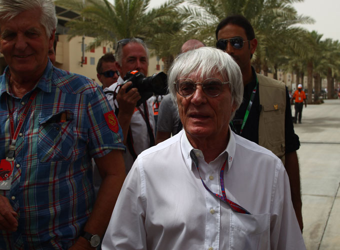La F1 si quota in borsa e pensa ad un futuro senza Ecclestone