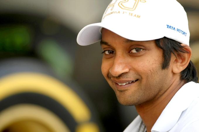 Karthikeyan potrebbe non completare la stagione alla HRT