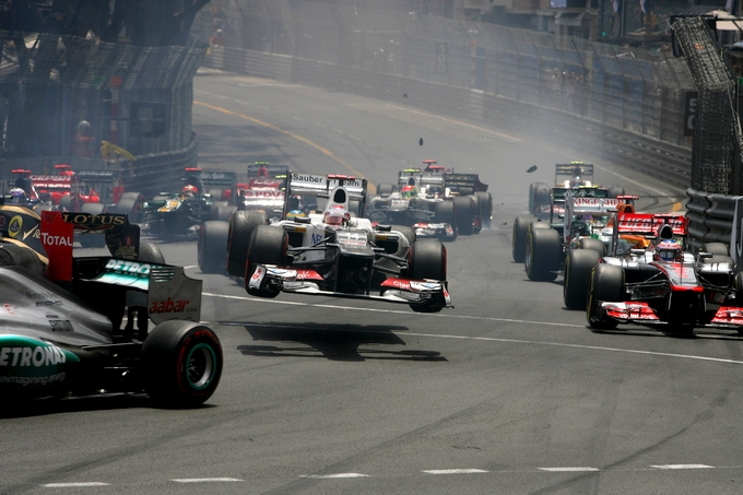 """La Sauber critica Grosjean: """"E' un pericolo"""""""
