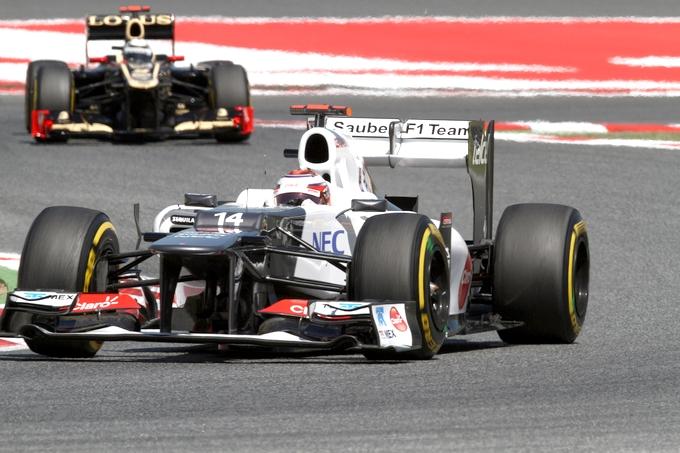 Kobayashi punta al podio a Montecarlo
