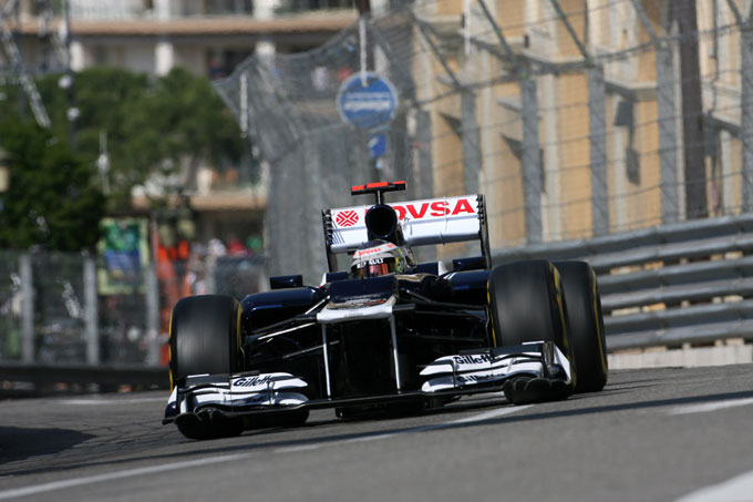 GP Monaco: Maldonado penalizzato di 10 posizioni in griglia