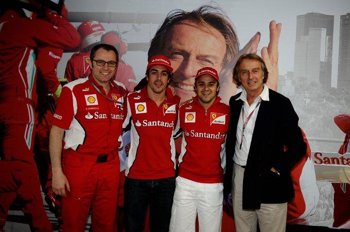 Ferrari: Blitz di Montezemolo a Monaco