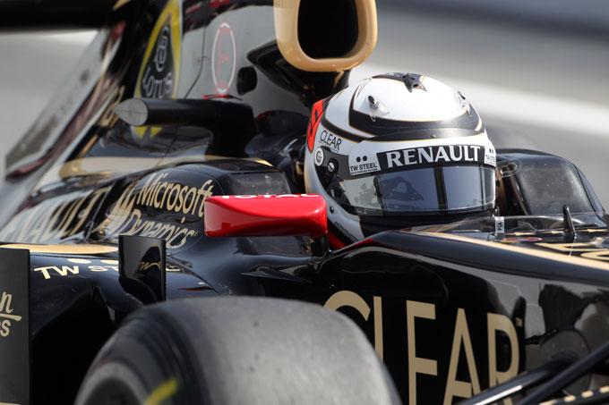 Raikkonen incerto sulle possibilità della Lotus a Monaco
