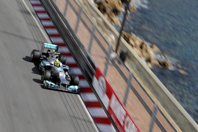 GP Monaco, Prove Libere 3: Rosberg precede Massa