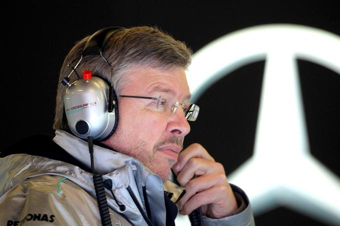"Brawn: ""Schumi tornerà sul podio"""