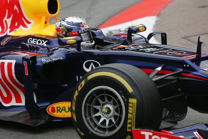 """Vettel: """"Ho mancato il podio per pochissimo"""""""