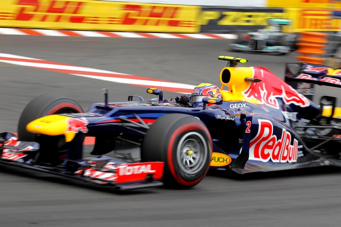 "Webber: ""Non ho favorito Vettel a Monaco"""