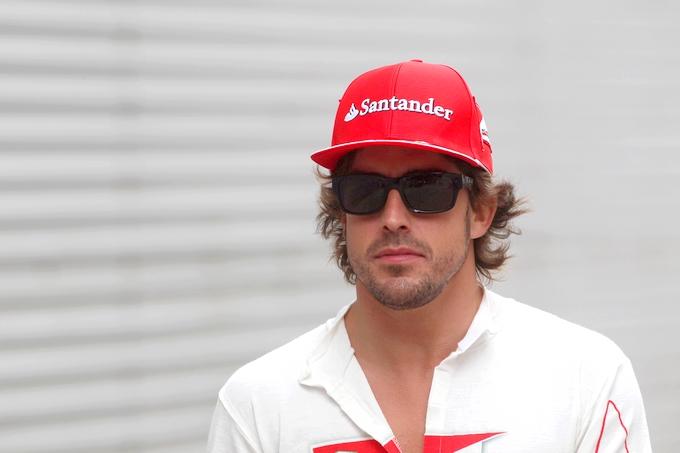 """Alonso: """"Questo risultato è una doccia fredda, il podio è fuori portata"""""""
