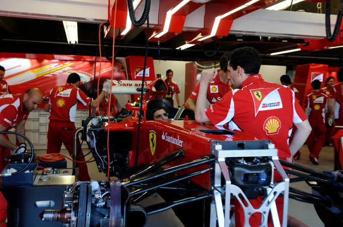 """Ferrari, Domenicali: """"Dobbiamo continuare a sviluppare la monoposto e comprendere al meglio le gomme"""""""