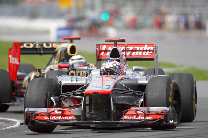 """McLaren: """"Button avrà un setup diverso da Hamilton"""""""