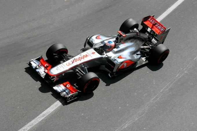 La McLaren confida in Button per le Qualifiche