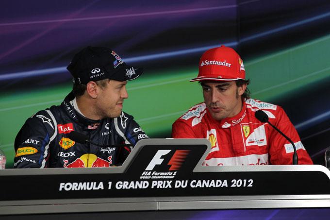 Domenicali alimenta le voci di un possibile approdo di Vettel alla Ferrari