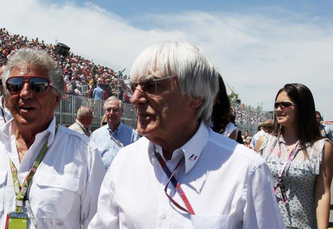 """Bernie Ecclestone: """"Vettel è troppo giovane per un approdo in Ferrari"""""""