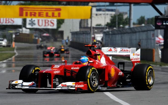Ferrari: L'evoluzione continua sulle strade di Valencia
