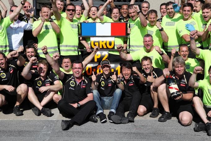 """Grosjean: """"Dopo il podio in Canada sto vivendo un sogno"""""""