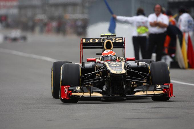 """Grosjean: """"La Lotus deve migliorare in qualifica"""""""