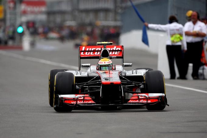 GP Canada, Prove Libere 1: Hamilton al top davanti a Vettel, Alonso 4°