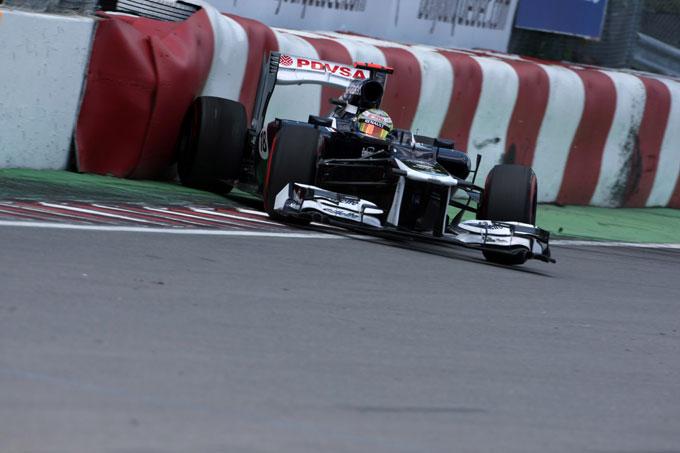 GP Canada, Maldonado sostituisce il cambio e partirà 22mo