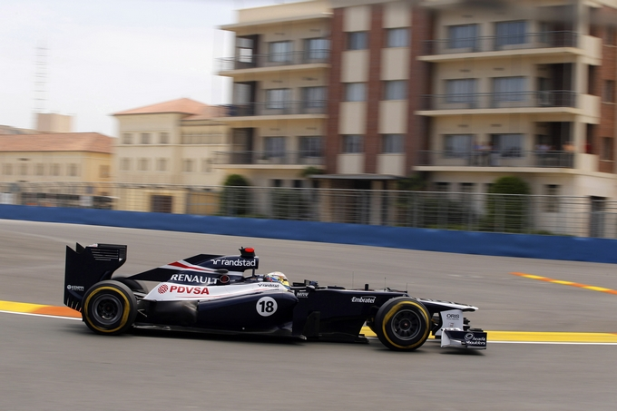"""Maldonado: """"Williams ok quest'oggi, ma possiamo ancora migliorare"""""""