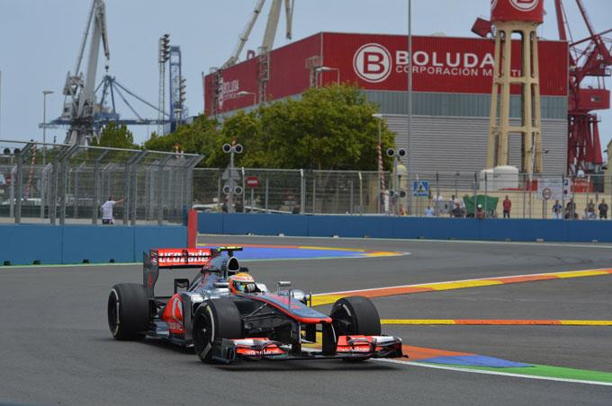 GP Europa, nessuna penalità per Hamilton