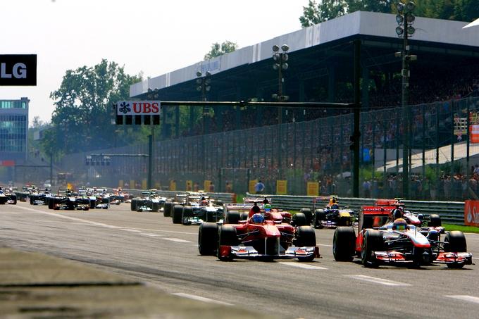"""Il presidente dell'ACI Damiani rassicura: """"Nessun rischio per la gara di Monza"""""""