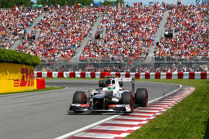 """Peter Sauber: """"Non siamo distanti dalle Mercedes"""""""