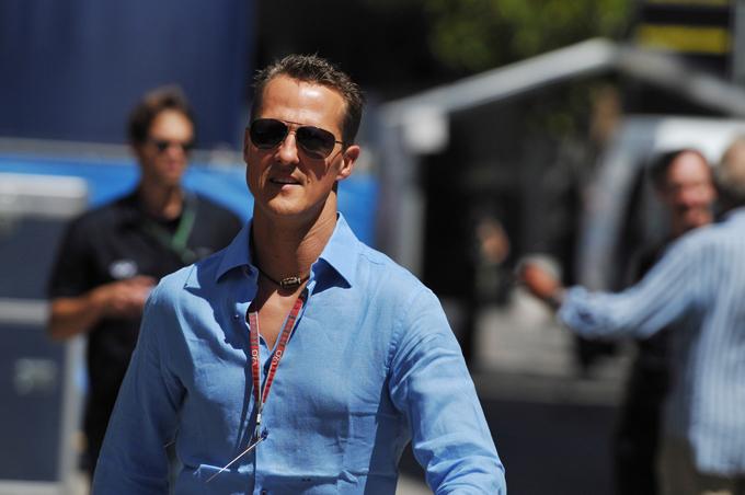 Schumacher minimizza le sue chances di vittoria a Valencia