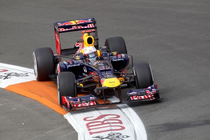 GP d'Europa, Prove Libere 2: Vettel padrone, Alonso settimo a 4 decimi