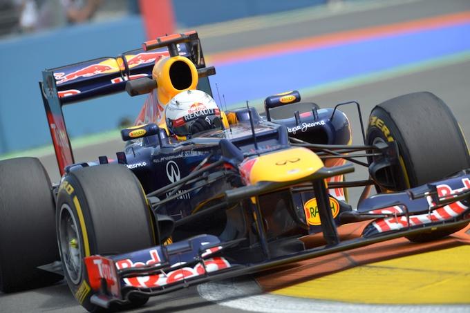 """Vettel: """"Obiettivo pole e poi la vittoria"""""""