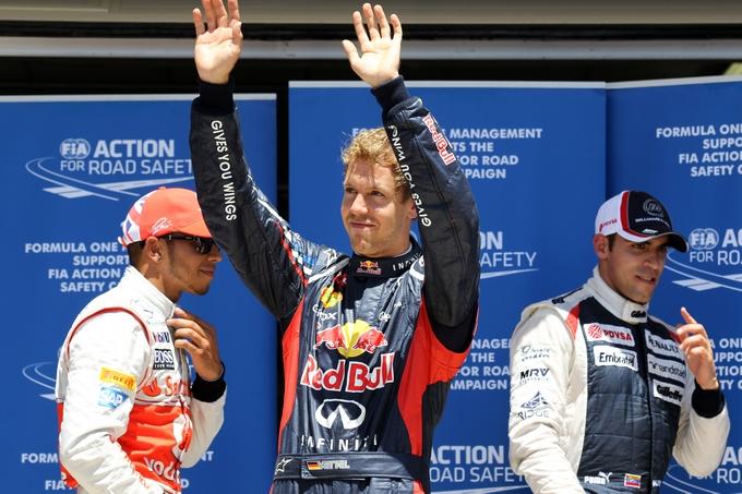 """Vettel: """"Sarà una corsa molto combattuta"""""""
