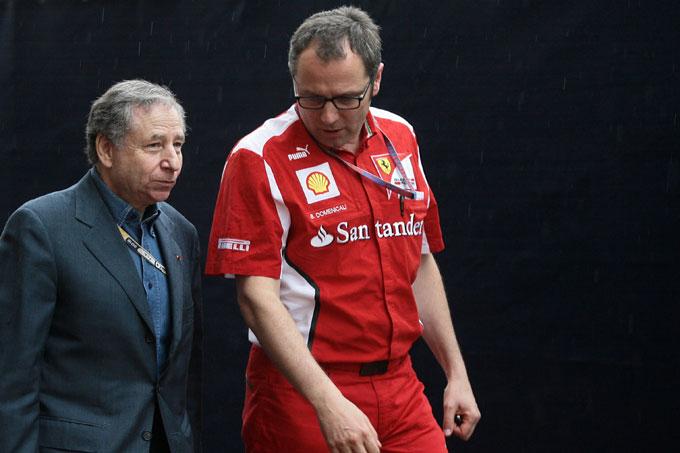 Vetture clienti ancora possibili in F1 per il 2013