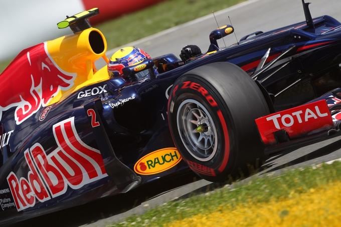 """Webber: """"Non pensavo che sarebbe stata una gara così confusa"""""""