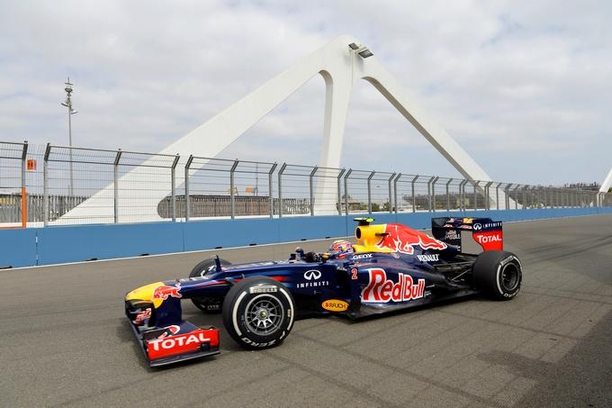 """Webber: """"Frustrato dal passo della mia Red Bull"""""""