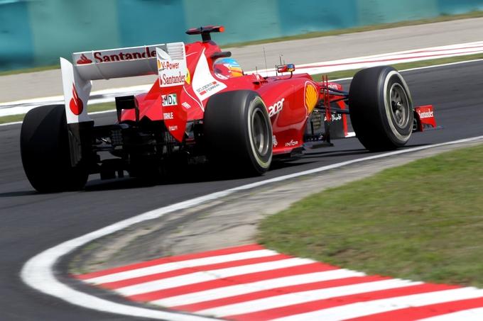 "Ferrari: ""Quaranta punti possono svanire presto"""