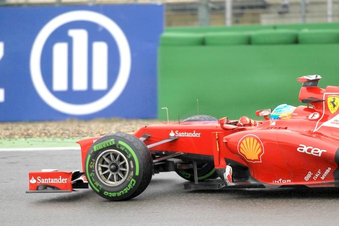 GP di Germania, Prove Libere 3: Alonso al top davanti a Hamilton e Perez
