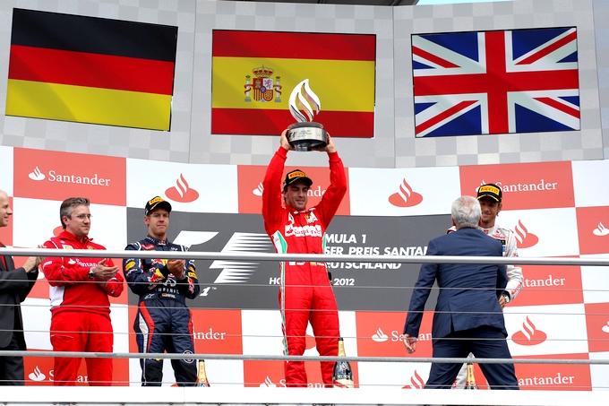 Alonso già al lavoro per l'Ungheria