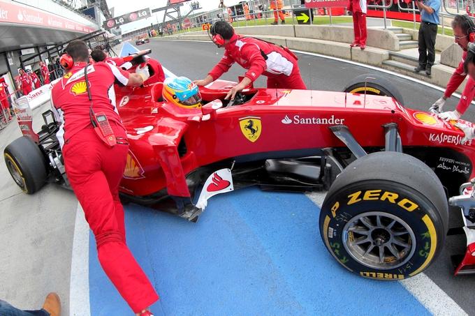 "Stella: ""La Ferrari si ripeterà a Hockenheim"""