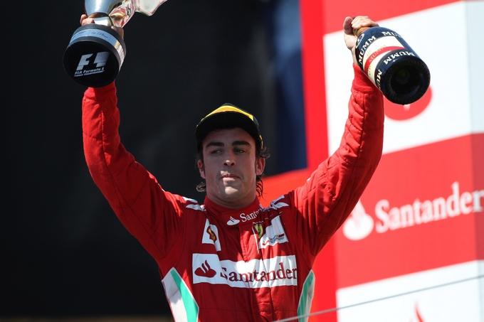 """Vettel: """"I migliori? Alonso e Hamilton"""""""