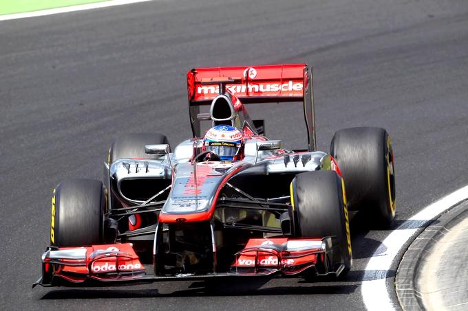 """Button: """"La pole di Lewis dimostra il potenziale attuale della McLaren"""""""