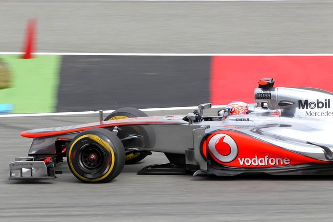 """Button: """"Domani vedrete la vera McLaren"""""""