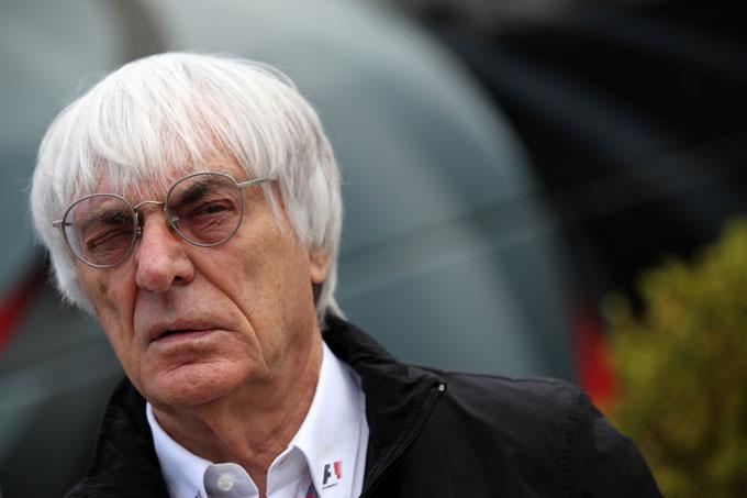 Bernie Ecclestone potrebbe salvare la gara del Nurburgring