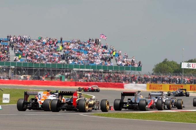 """Grosjean: """"Buona gara, peccato per l'incidente al via"""""""