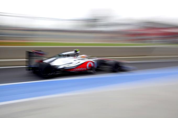 """Whitmarsh: """"Novità per la McLaren a Hockenheim"""""""