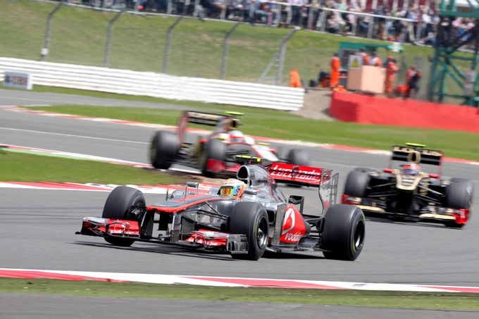Hamilton in trattative con la Lotus?