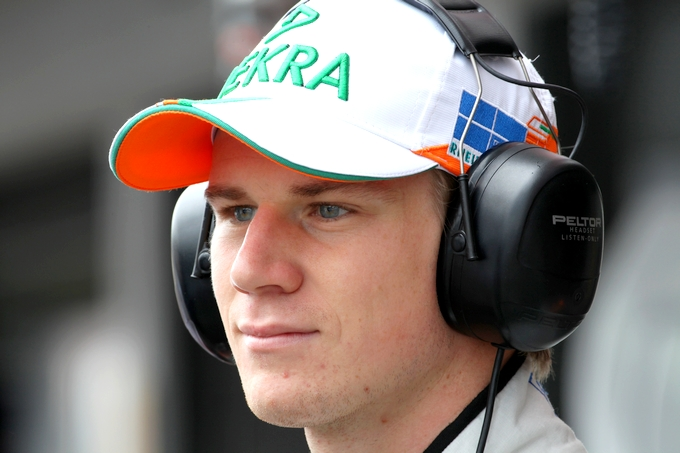"""Hulkenberg: """"Sto migliorando di gara in gara, spero di rimanere alla Force India"""""""