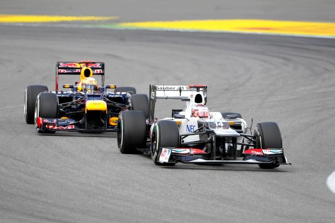 """Sauber: """"Mercedes ora nel mirino"""""""
